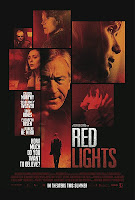 red lights, movie poster, rebert de niro, sigourney weaver, cillian murphy