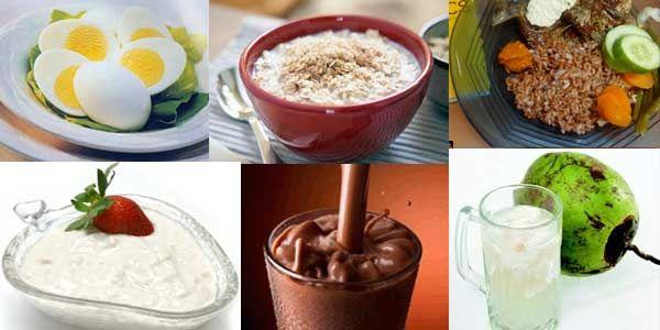 6 Makanan Yang Pas Disantab Setelah Olahraga [ www.BlogApaAja.com ]
