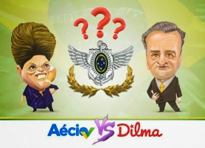 O Facebook daqui a um ano se tia Dilma Sapiens cair