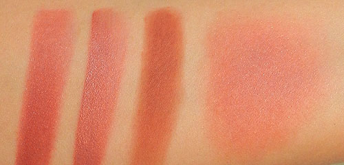 nars lokoum cream blush swatches