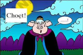 Tây Du Ký hài: Yêu quái nhầm hàng