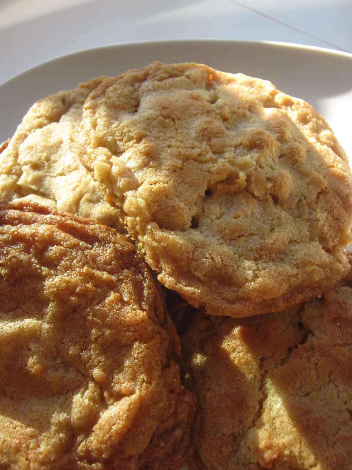 Holy Hannah's: Potato Chip Cookies