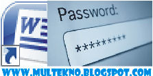 Cara Memberi Password Dokumen Ms. Word 2007