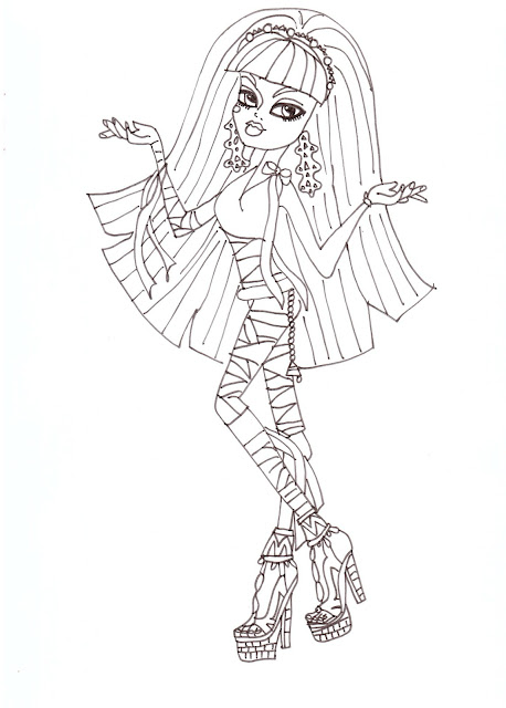 All About Monster High Dolls Cleo