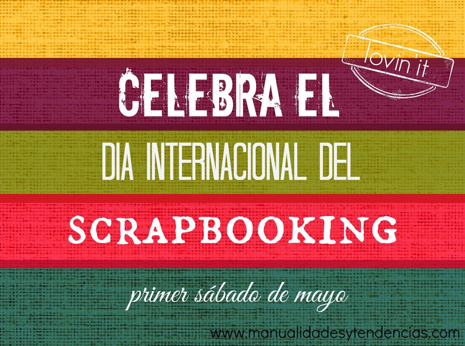 Feliz día internacional del scrapbooking