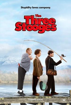 Ba Chàng Ngốc - The Three Stooges Vietsub - 2012