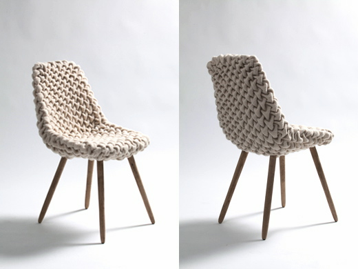 smok chair austrian designer hans sapperlot modern furniture design wool