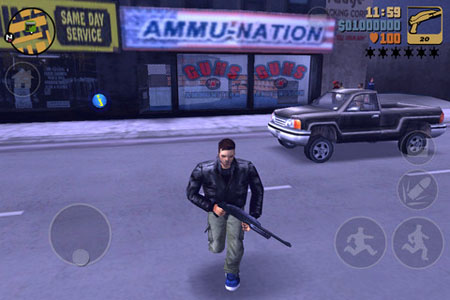 Rockstar Games Has Updated GTA 3: 10 Year Anniversary Edition For iOS