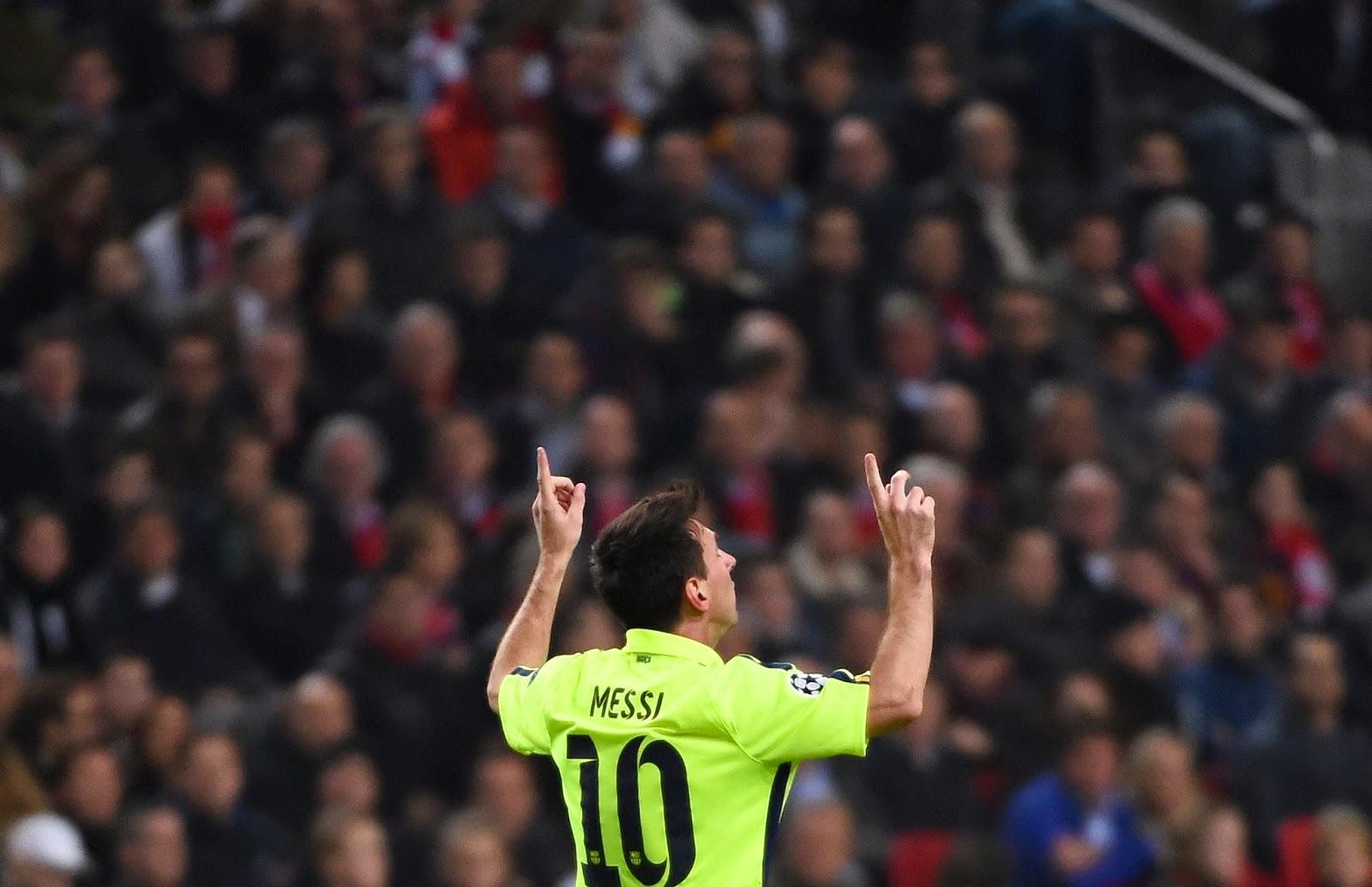 Foto Leo Messi (Barcellona)