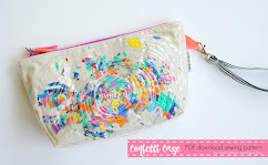 Confetti Case PDF pattern