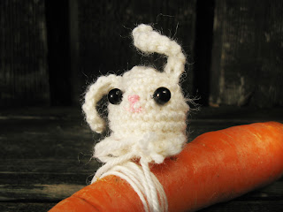 Free Amigurumi Bunny pattern by The Sun and the Turtle