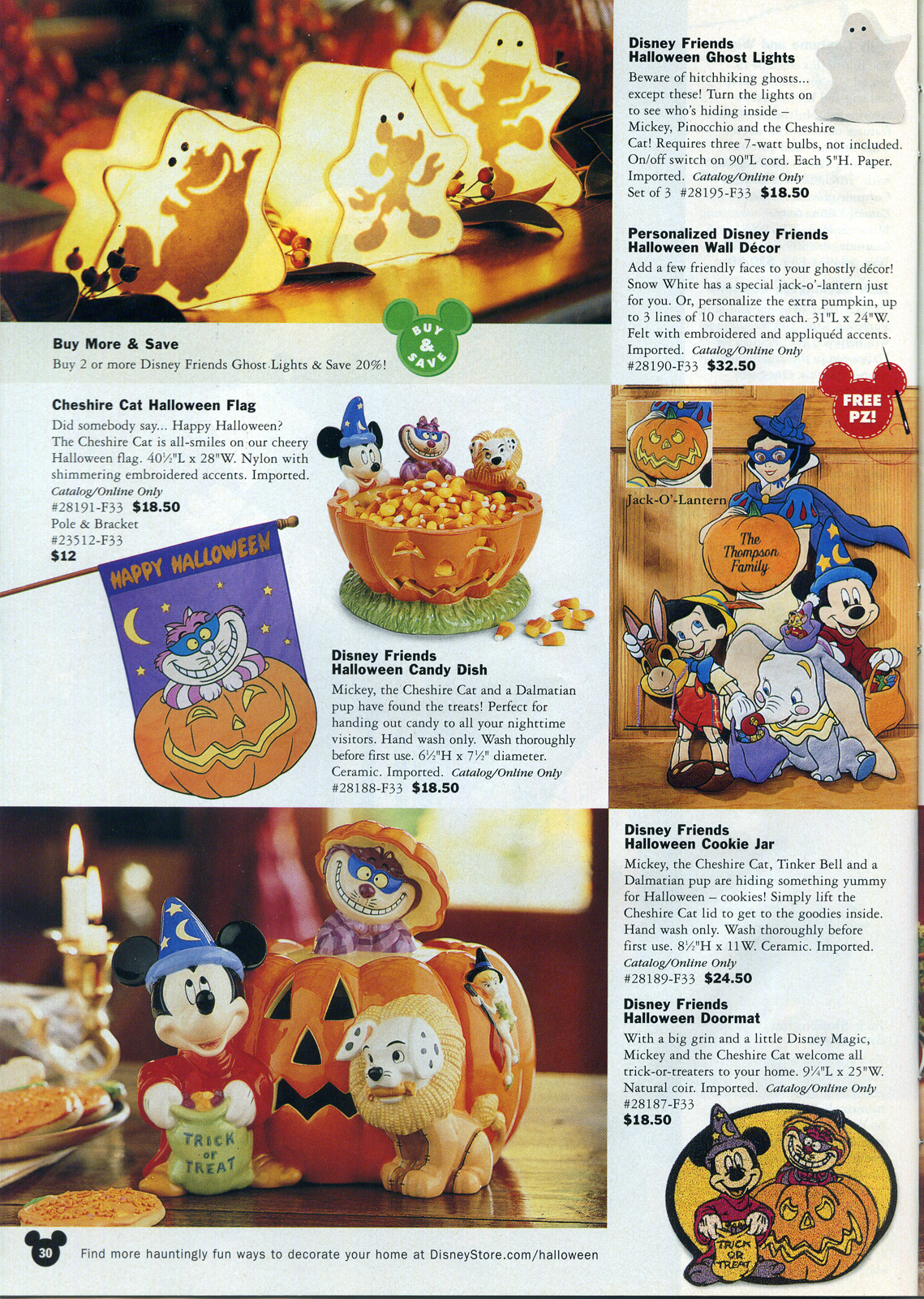 catalog scans courtesy of dan alexander dizmentia - Halloween Catalogs