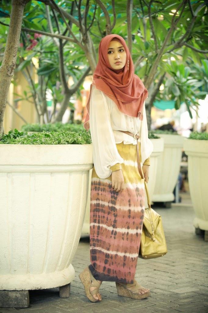 Baju Muslim Masa Kini Hairstyle Gallery