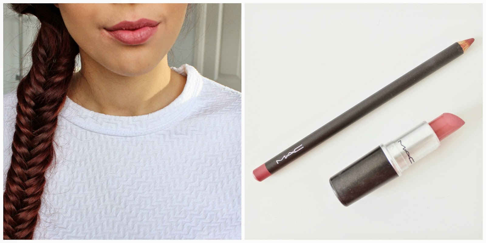 mac please me and soar lip liner