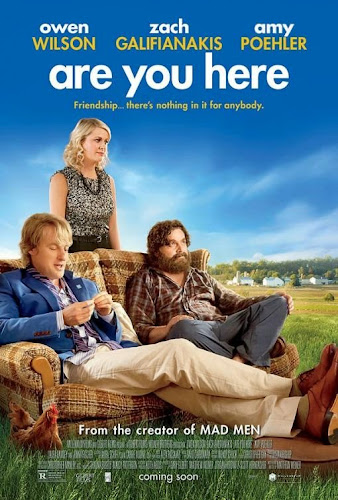 Are you here (BRRip HD Inglés Subtitulada) (2013)