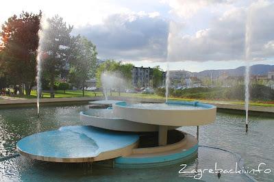 Fontana - Trg Stjepana Radića