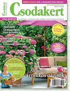 Csodakert magazin 2016. augusztus