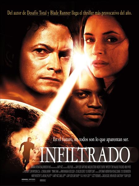 Infiltrado (Impostor) (2002)