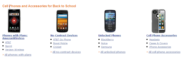 Amazon Back to School Sales