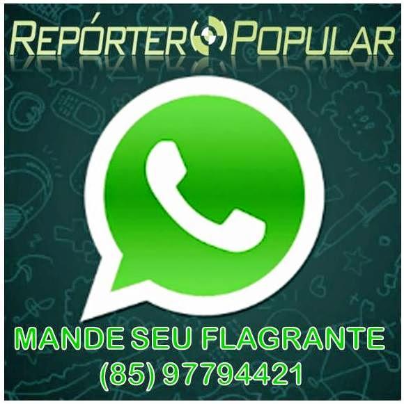 VOCÊ REPORTER