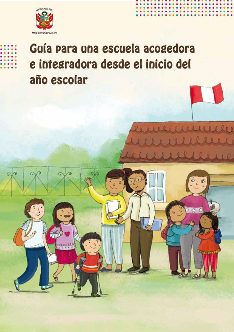 EDUCA ANTA: Escuelas acogedoras e integradoras de la UGEL Anta y Rutas