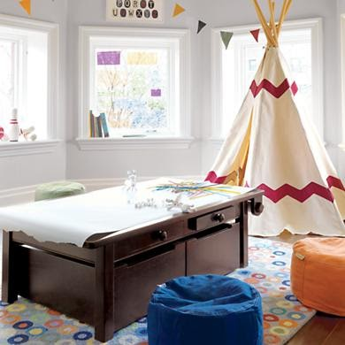 in the clover teepee round up con 39 t. Black Bedroom Furniture Sets. Home Design Ideas