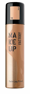 Makeup Factory - Satin Leg Finish