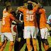 Gols de César Vallejo 2x0 Bahia - Copa Sul-americana 2014