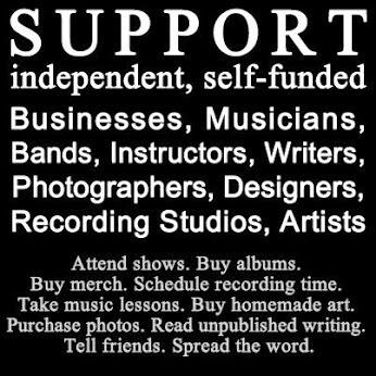 SUPPORT ALL CREATORS