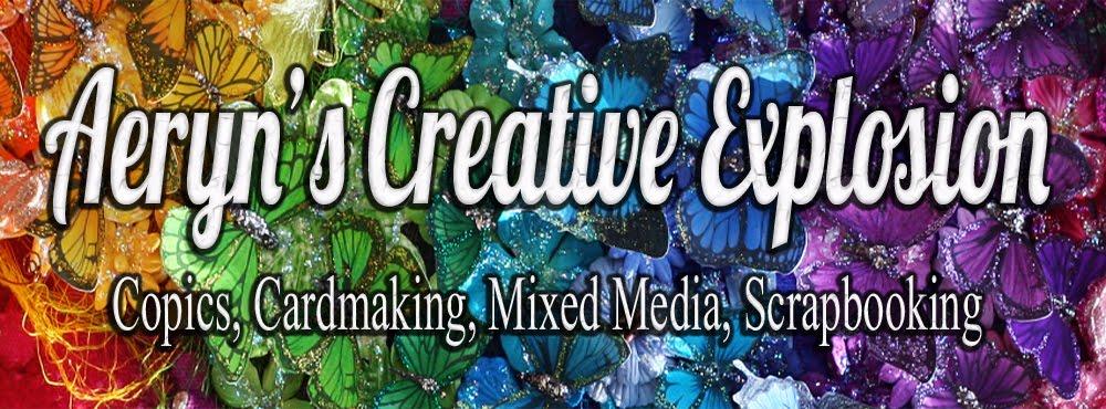 Aeryn's Creative Explosion