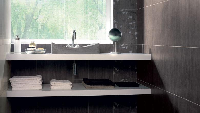 Baños Modernos Revestimientos:Estas colecciones son adaptables a cualquier tipo de vivienda