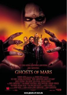 Watch Ghosts of Mars (2001) movie free online