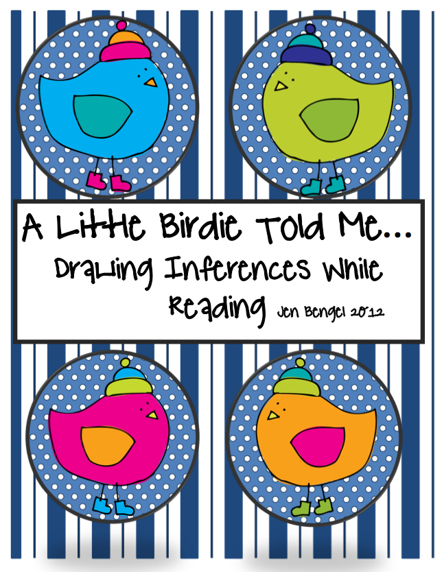 Language Arts Drawing For Drawing Inferences