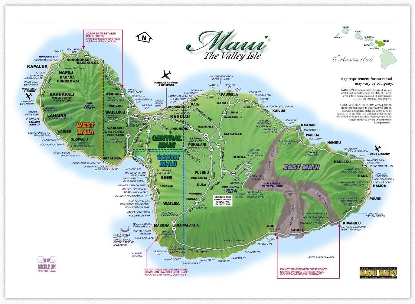 Hawaii The Little Island