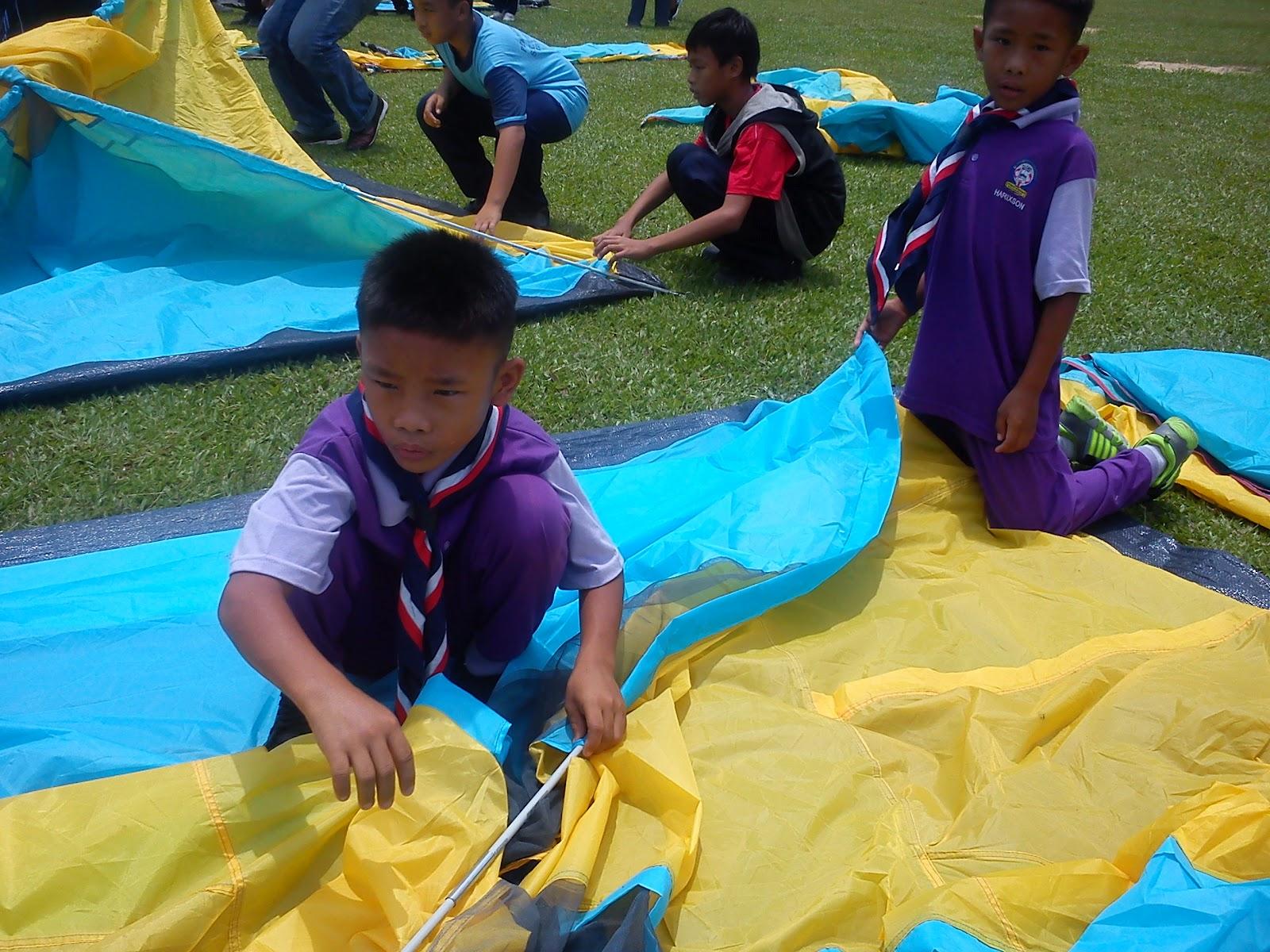 ... Datang Ke Program Pendidikan Khas Integrasi SK Matunggong Kudat, Sabah
