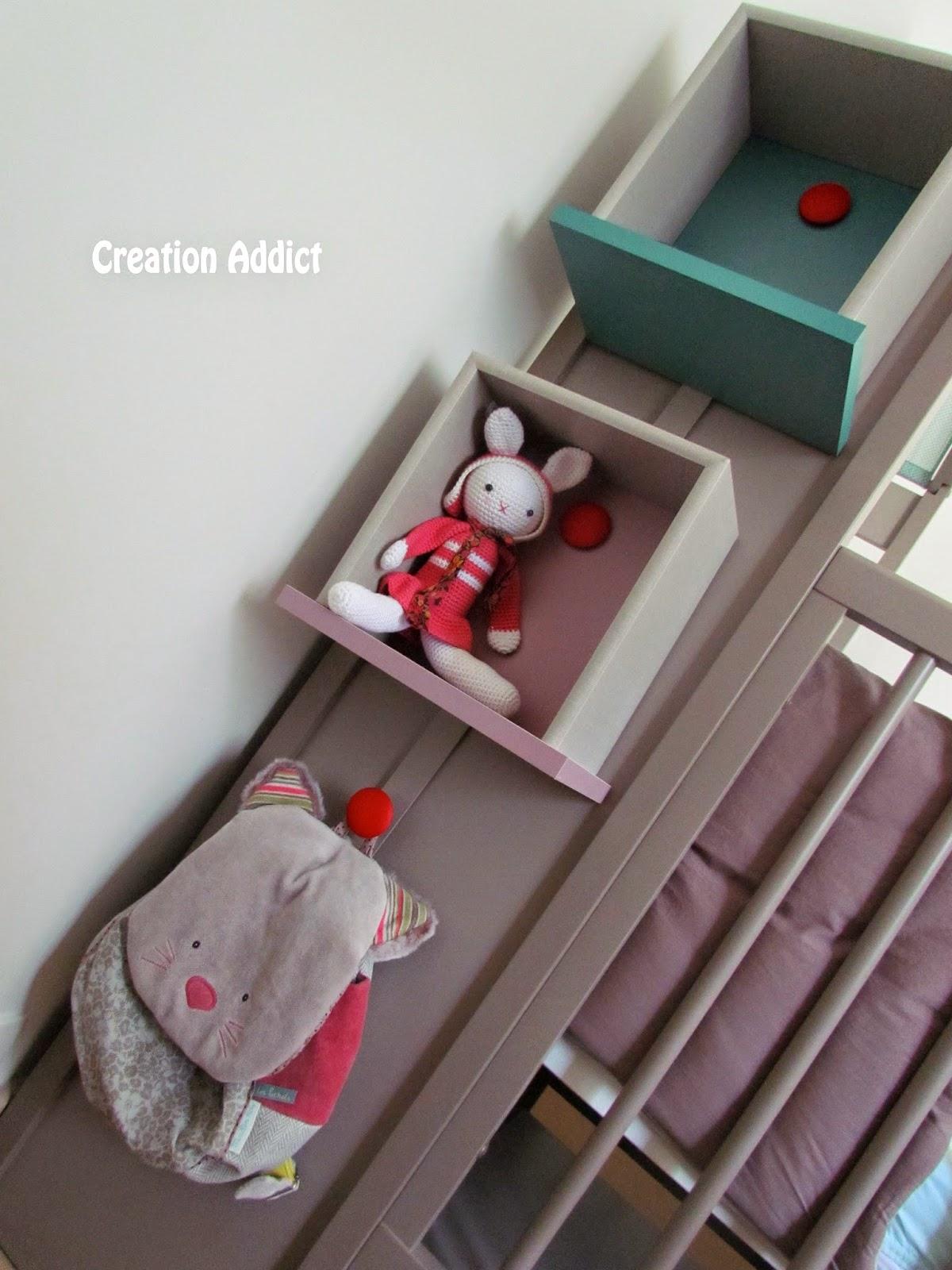 Chambre de bébé un peu de DIY beaucoup de Moulin Roty et