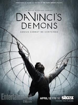 Da Vinci's Demons – Le Invenzioni Di Leonardo (Serie Tv)