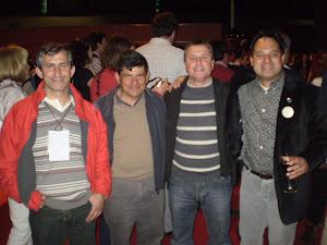 APIMONDIA 2011- Junto a los Hermanos Bori