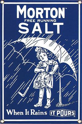 giving salty food to babies may create a lifelong preference