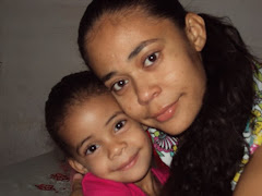Minha esposa e minha filha