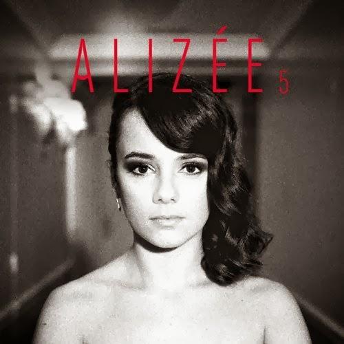 Portada del álbum 5 de la cantante francesa de Francia Alizée | Ximinia