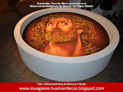 Cristo Rey /Alfombra huamantleca