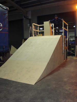 Rollerburn ramp