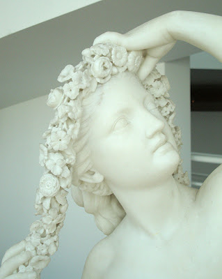 Marble Sculpture, High Museum of Art