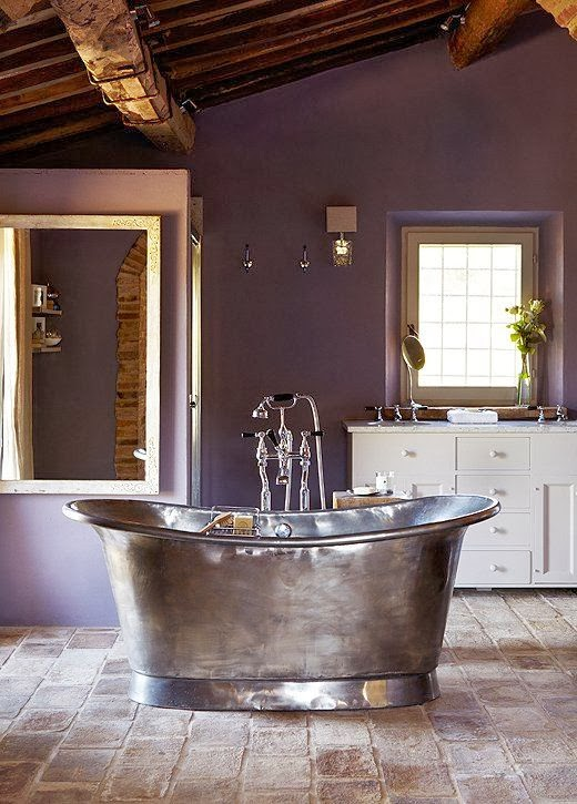Jvw Home Smokey Plum In My Master Bath And Other Settings