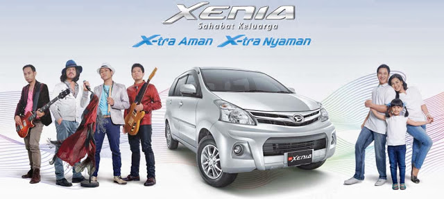 NEW XENIA XTRA NYAMAN XTRA AMAN THE EKSTRAORDINARY