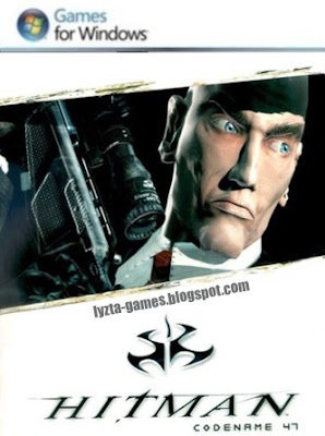 Hitman Codename 47 PC Cover