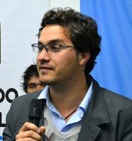 Concejal Santiago Cafiero