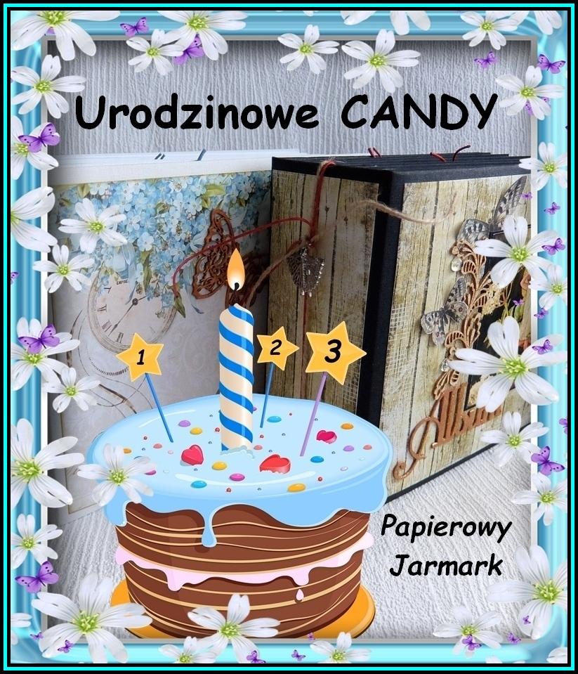 Candy - Papierowy Jarmark