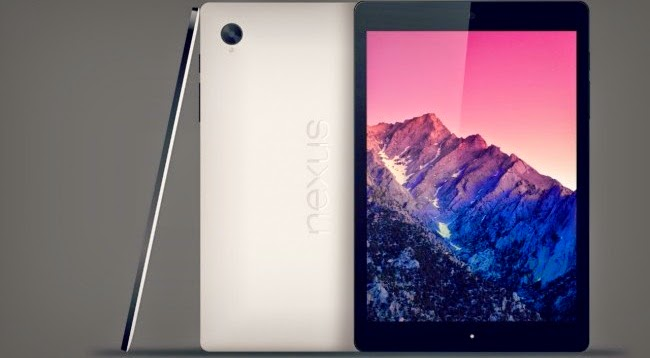 tablet nexus 8